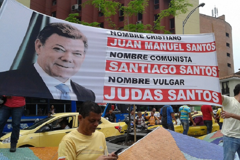 Santos alias Santiago
