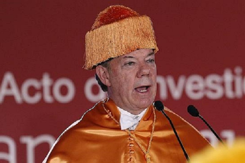 Santos honoris causa
