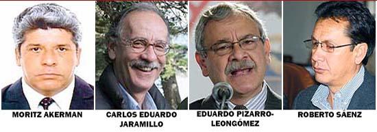 Estos son los cuatro informantes de la Embajada de Estados Unidos en Bogotá, según wikileaks