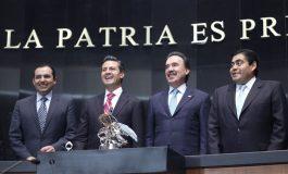 MÉXICO: PACTO POR UNA NUEVA TIRANÍA