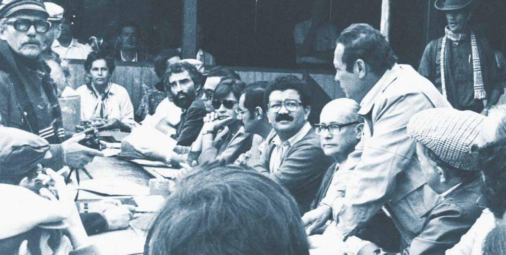 Las FARC fueron creadas por el Partido Comunista en los años 50
