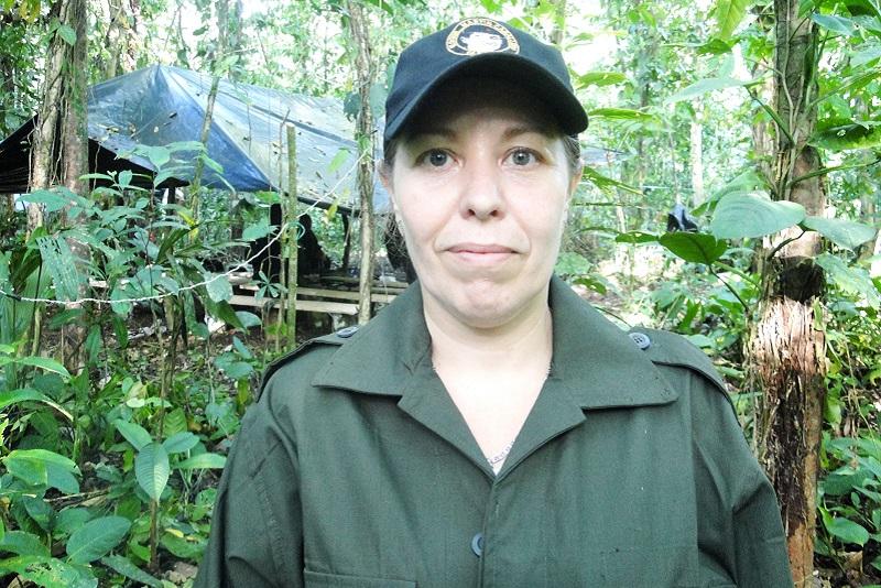 LES FARC ENVOIENT UN MESSAGE À TRAVERS UNE GUÉRILLERA FRANÇAISE