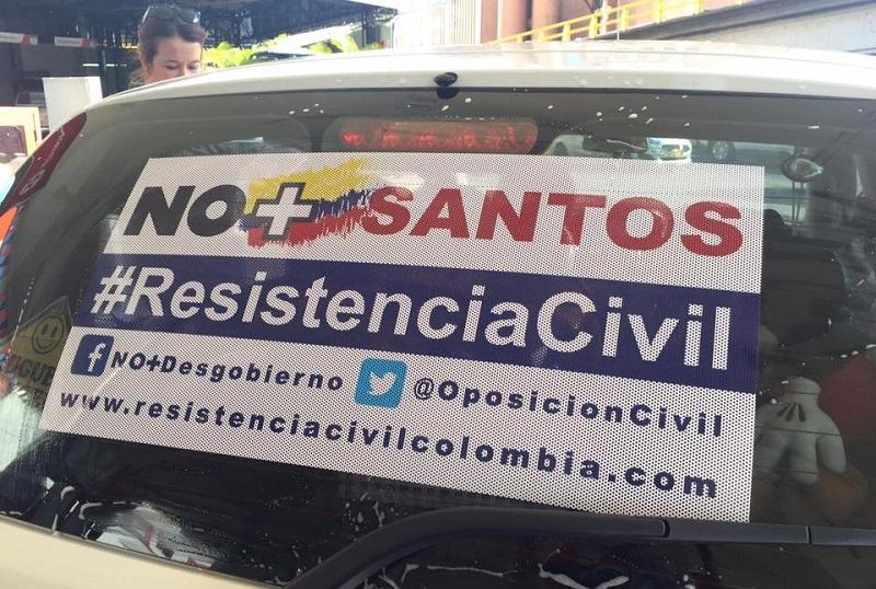 ¡VIVE LA RESISTANCE!