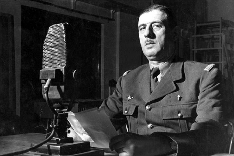 CÓMO EL GENERAL DE GAULLE  DESARMÓ EL COMUNISMO FRANCÉS