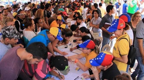 Referendo en Venezuela