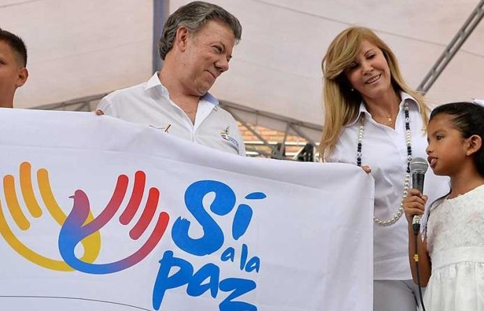 La campaña por el SI para el plebiscito