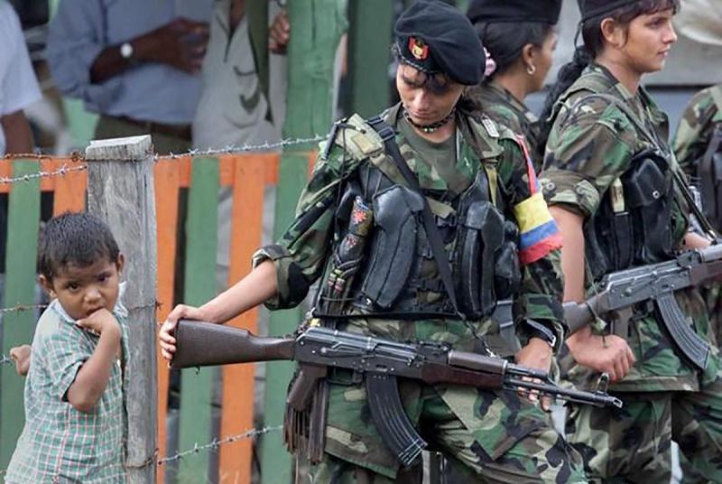 El desarme de FARC no es simplemente la entrega de unas ametralladoras