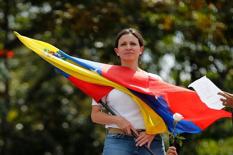 VENEZUELA: ¡CONMIGO TAMPOCO!