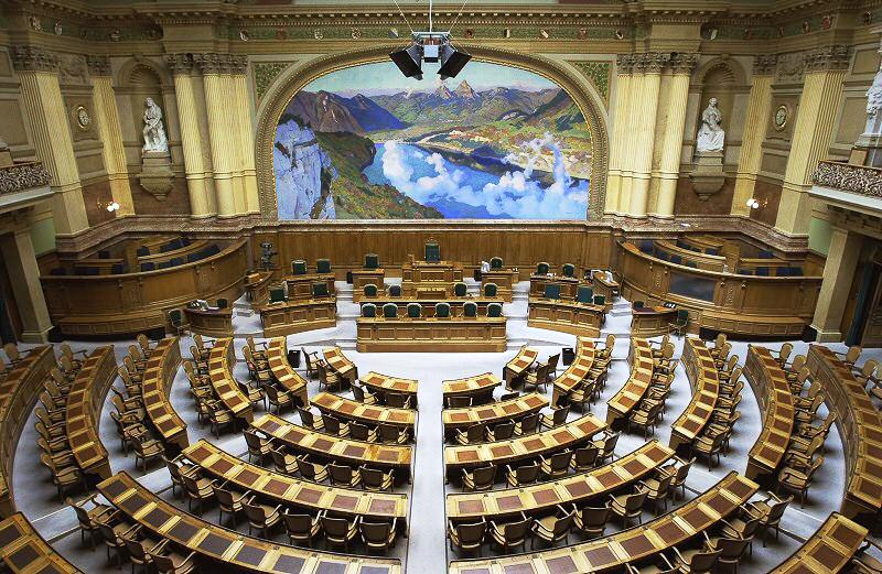 Asamblea Federal de Suiza