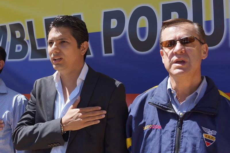 ECUADOR: FERNANDO BALDA PASA A REFORZAR LA CAMPAÑA PRESIDENCIAL DE GUILLERMO LASSO
