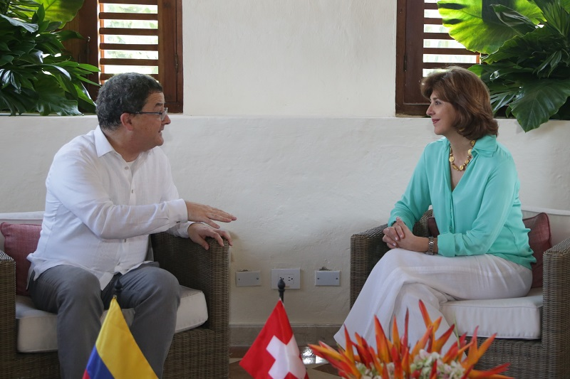Yves Rossier, Secretario de Asuntos Exteriores de Suiza