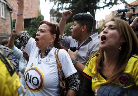 COLOMBIA VOTÓ NO: GANÓ LA PAZ  EN DEMOCRACIA
