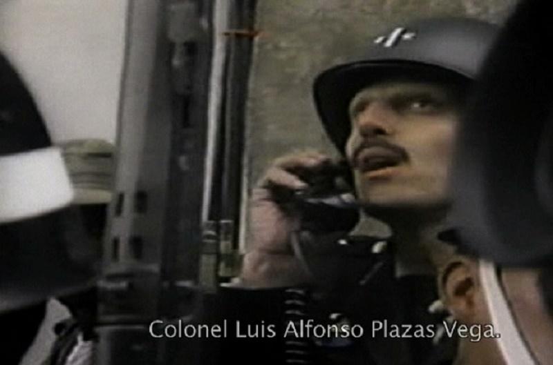 Colonel Alfonso Plazas Vega