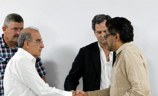 De la Calle. Sergio Jaramillo e Iván Márquez