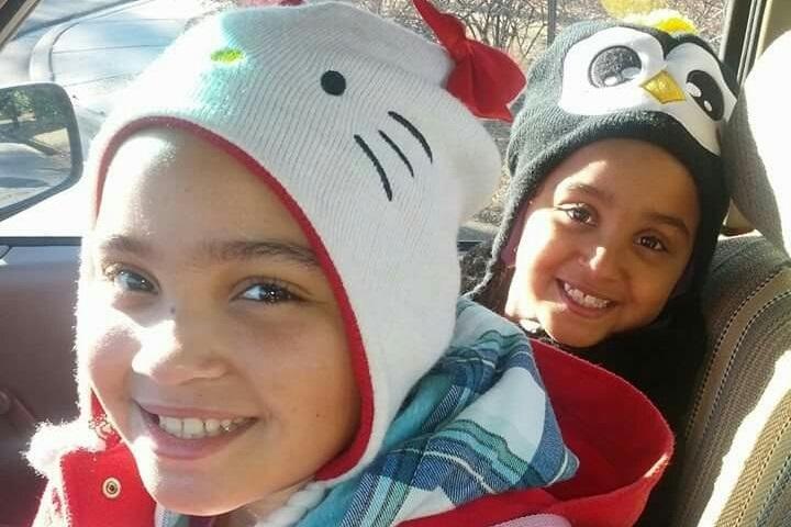 Amber y Megan