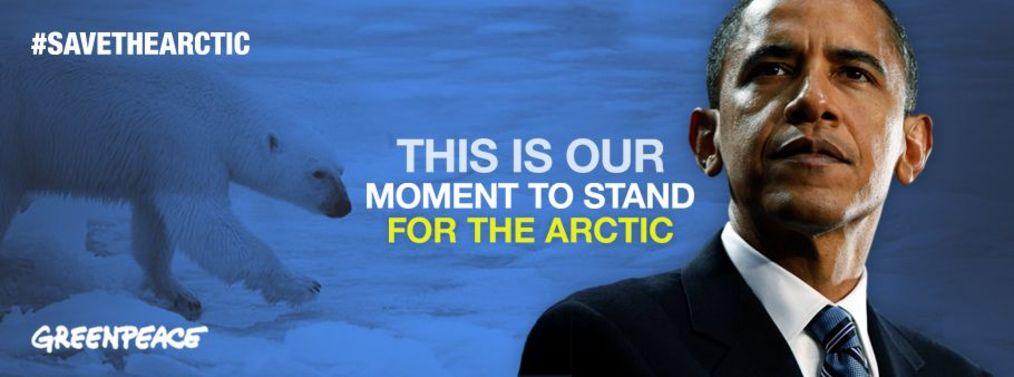 Greenpeace agradece a Obama