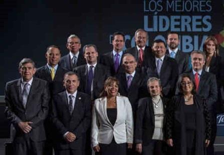Semana premiando a Iván Duque junto a los benefactores de las FARC