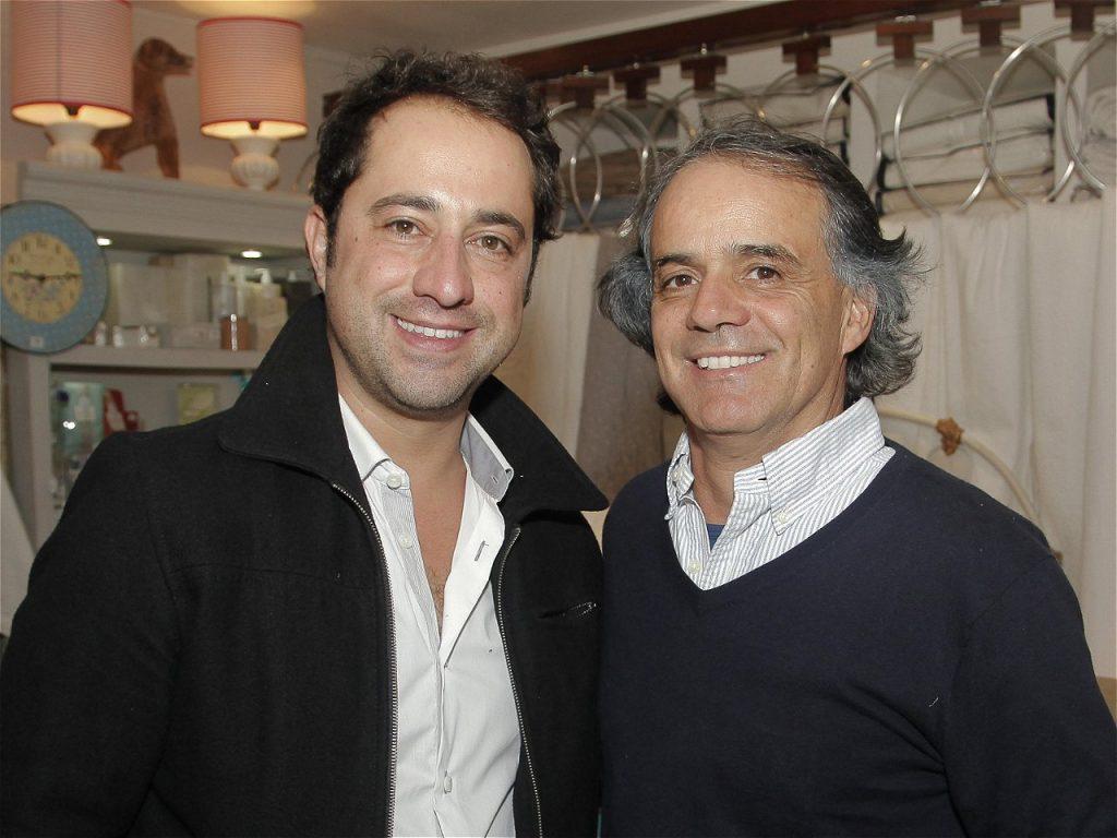 Rafael Uribe Noguera y Felipe Noguera