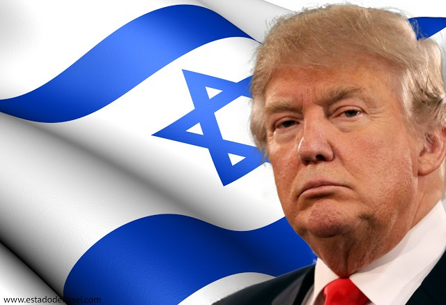 "Trump advierte a Obama: ""No interfiera con los intereses de Israel"""