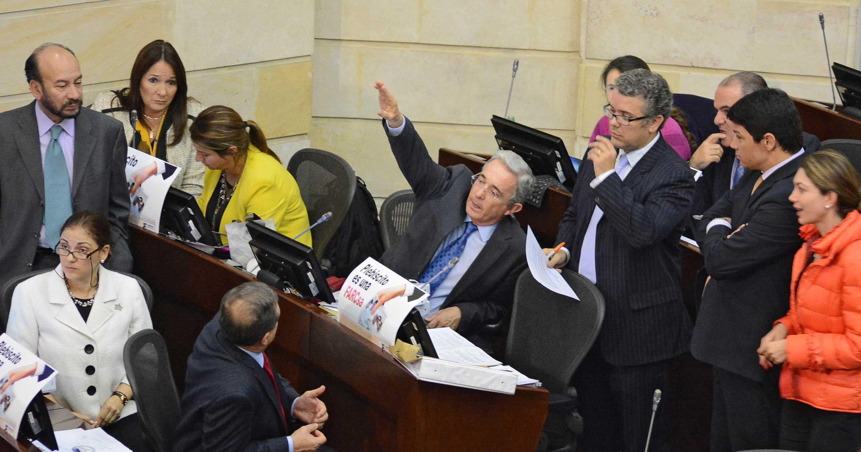Nunca se ha abordado en el CD la discusión sobre las formas que debe adoptar la resistencia ciudadana contra Santos