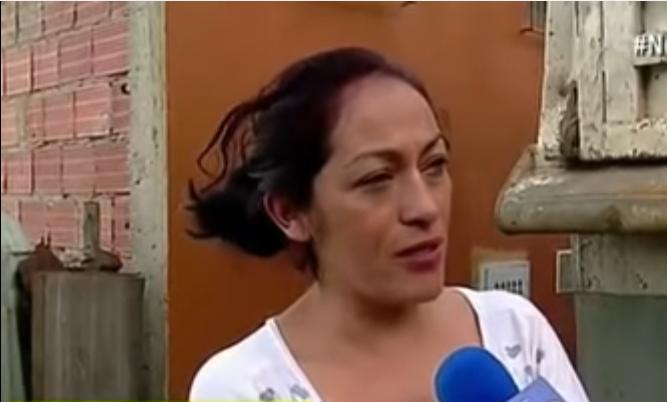 Madre de Yuliana Samboní