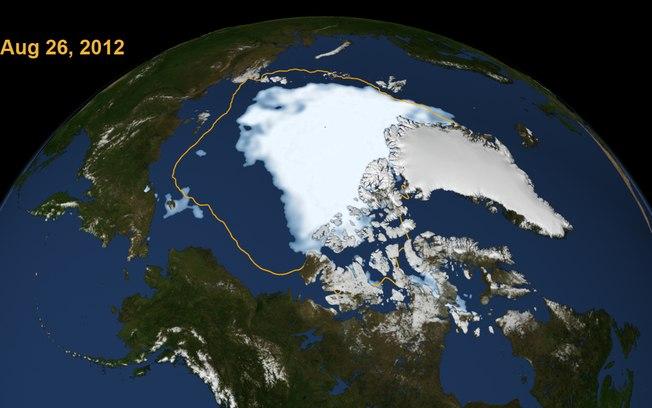 Los registros de clima en el mundo no apoyan la suposición de que las temperaturas cálidas actuales son anómalas