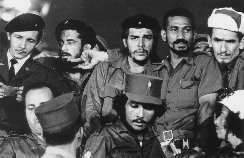 El Che Guevara fue pieza clave en la batalla de Santa Clara