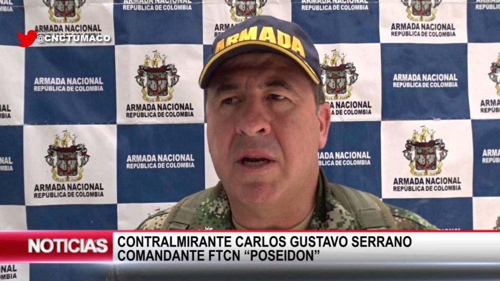 Contralmirante Carlos Gustavo Serrano