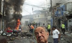 AFTER DECADES OF COVERT SUPPORT FOR TERRORISTS, SOROS REVEALS HIMSELF IN COLOMBIA