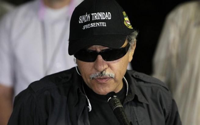 """Jesús Santrich siempre negó que las FARC se dedicaran al tráfico de drogas. Hoy lo reconoce, pero como """"delito político"""""""
