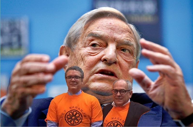 Duque himself has not responded directly to any of the recent criticism of his positions and any possible links to Soros