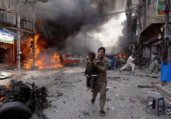 TERRORISMO SIN FRONTERAS, LA NUEVA AMENAZA GLOBAL