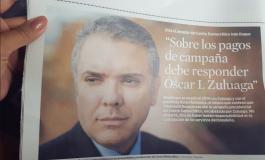 LA IZQUIERDA QUIERE ELIMINAR AL CENTRO DEMOCRÁTICO