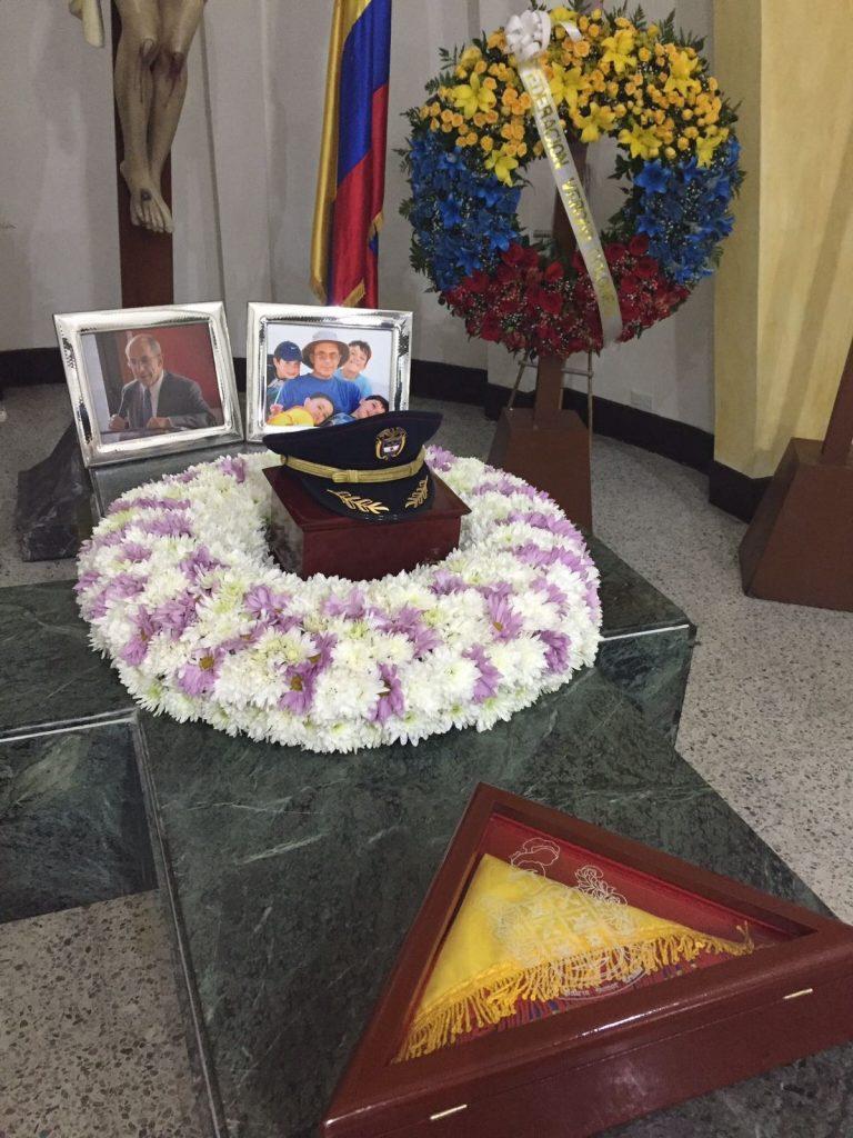 Funeral de Miguel Posada