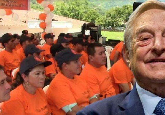 LOS INTERESES DE GEORGE SOROS Y LAS FARC EN EL CATATUMBO