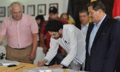 FARC APOYARÍAN A UN CANDIDATO URIBISTA: SANTRICH