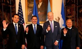 GUATEMALA: OBAMA'S FOOTPRINT BLOCKS TRUMP'S SUCCESS IN WESTERN HEMISPHERE