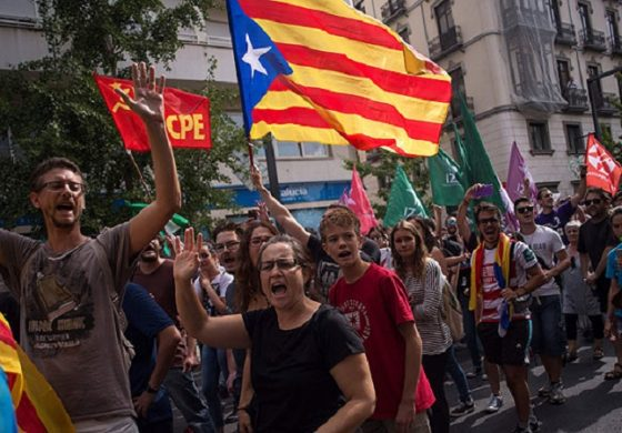 INDEPENDENCIA DE CATALUÑA: CONFUNDIRSE DE ENEMIGO