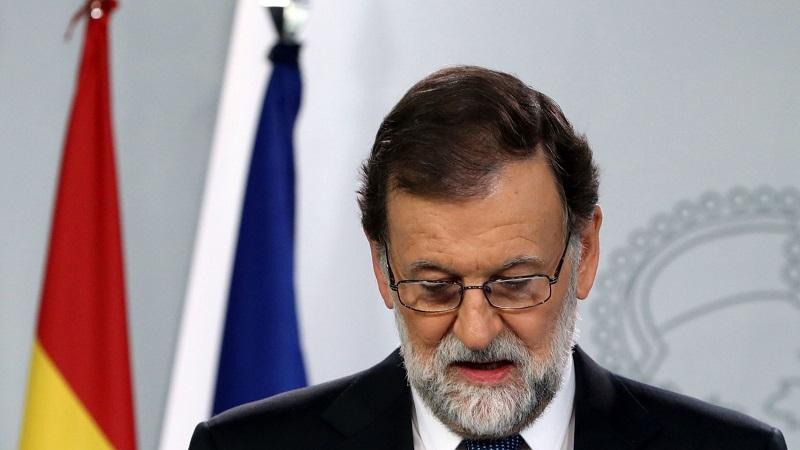 """ESPAÑA: """"LA CULPA DE LO QUE SUCEDE EN CATALUÑA ES DE RAJOY"""""""