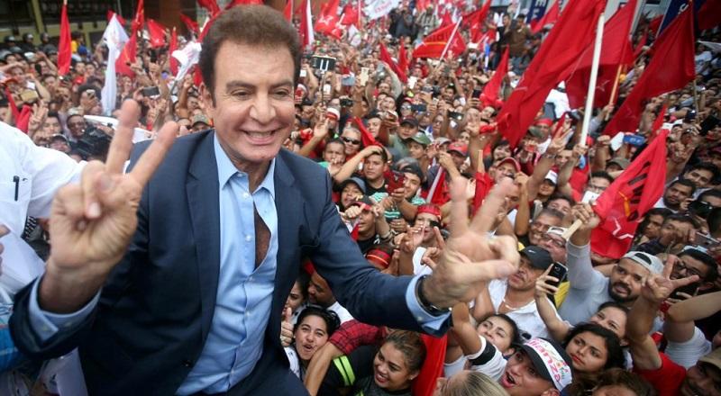 INESPERADO GIRO A LA IZQUIERDA EN HONDURAS