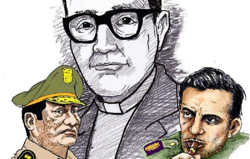 PROMESA DEL PRESIDENTE VARELA SOBRE EL PADRE GALLEGO