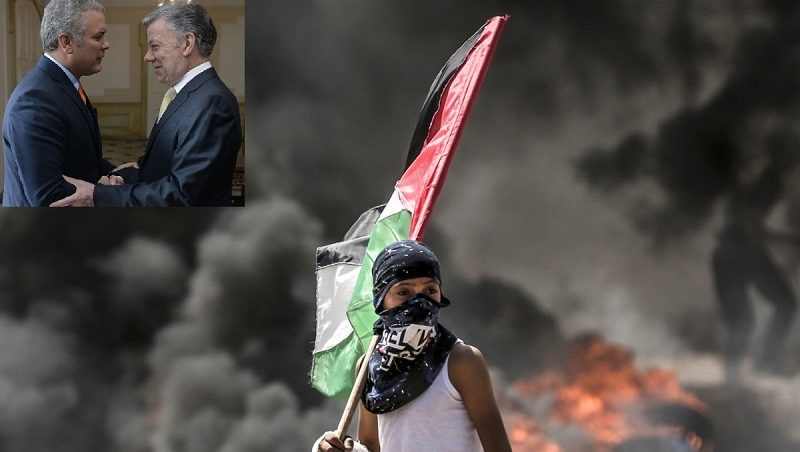 THE MUY CURIOSO TALE OF COLOMBIA'S SHOCK RECOGNITION OF PALESTINE