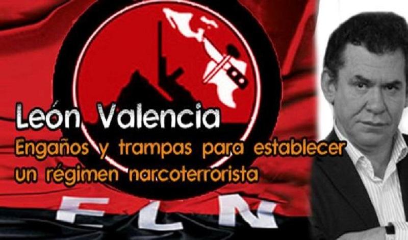 LEÓN VALENCIA, EL SECUESTRADOR HUMANITARIO