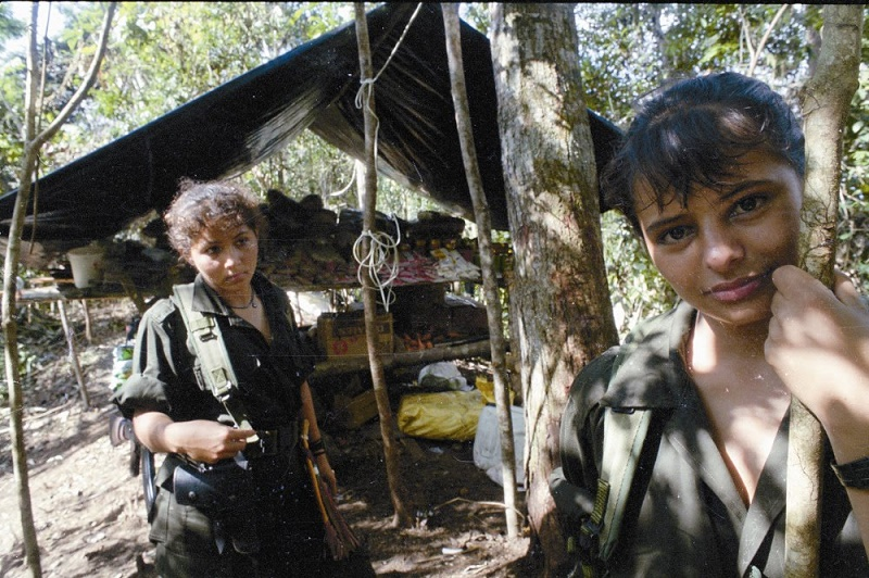 """COLOMBIA'S WOMEN: VICTIMS OF A COERCIVE """"PEACE"""""""