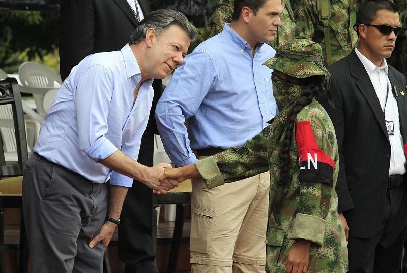 ¿EL CARMEN DE CHUCURÍ SUFRIRÁ LA VENGANZA DEL ELN-FARC Y SANTOS?
