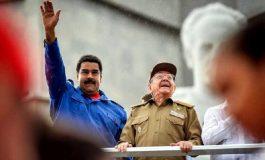 CUBA Y VENEZUELA, UNA RELACIÓN ESTRATÉGICA PARA APUNTALAR A DOS DICTADURAS