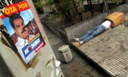 VENEZUELA: TRES TALLAS MENOS
