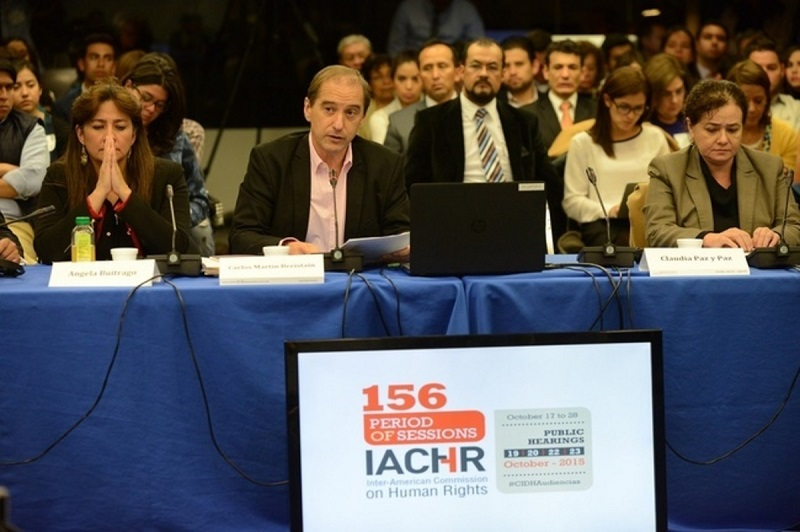 RIGHTS ONLY FOR THE LEFT ON THE INTER-AMERICAN COMMISSION OF HUMAN RIGHTS?