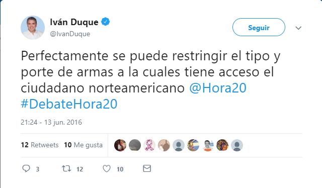 Armas para qu periodismo sin fronteras for Porte y tenencia de armas